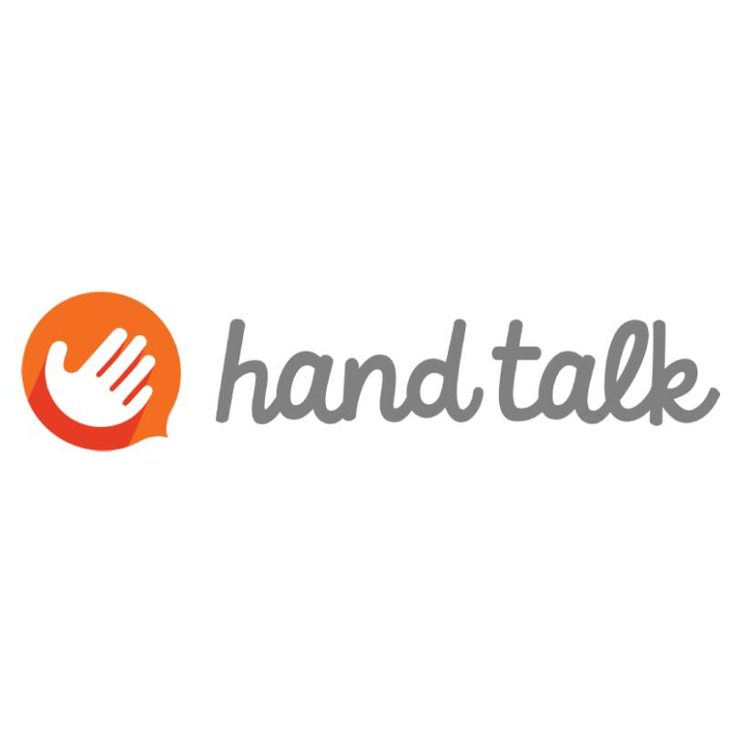 Logo de Hand Talk