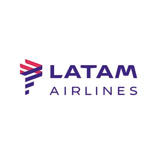 Logo da Latam Airlines